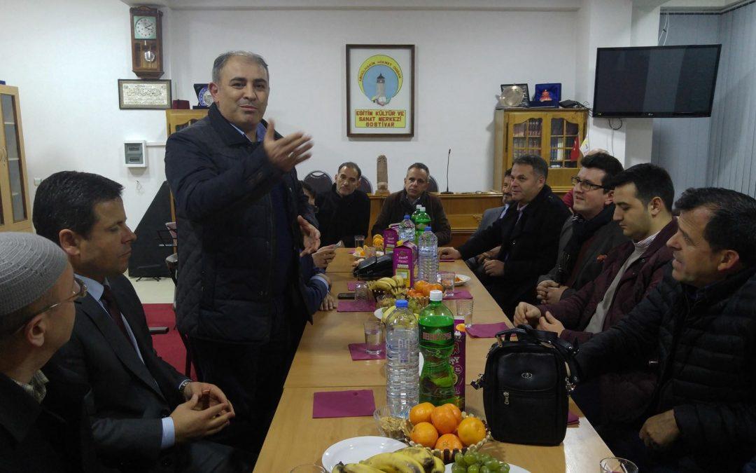 Turkiye Cumhuriyeti Adalet Akademisi Başkan yardımcısı…