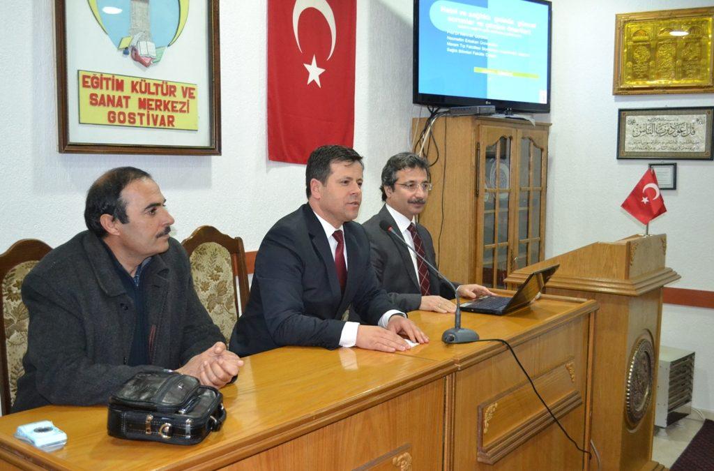 Mehmet Gürbilek Konferansı