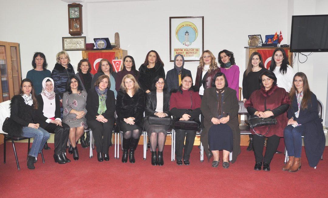 ADEKSAM'da 24 Kasım Öğretmenler Günü Kutlandı