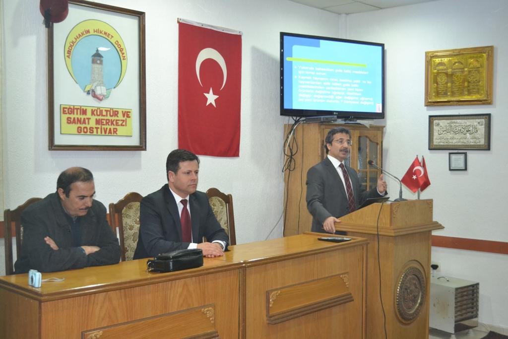 Konferans Mehmet Gürbilek