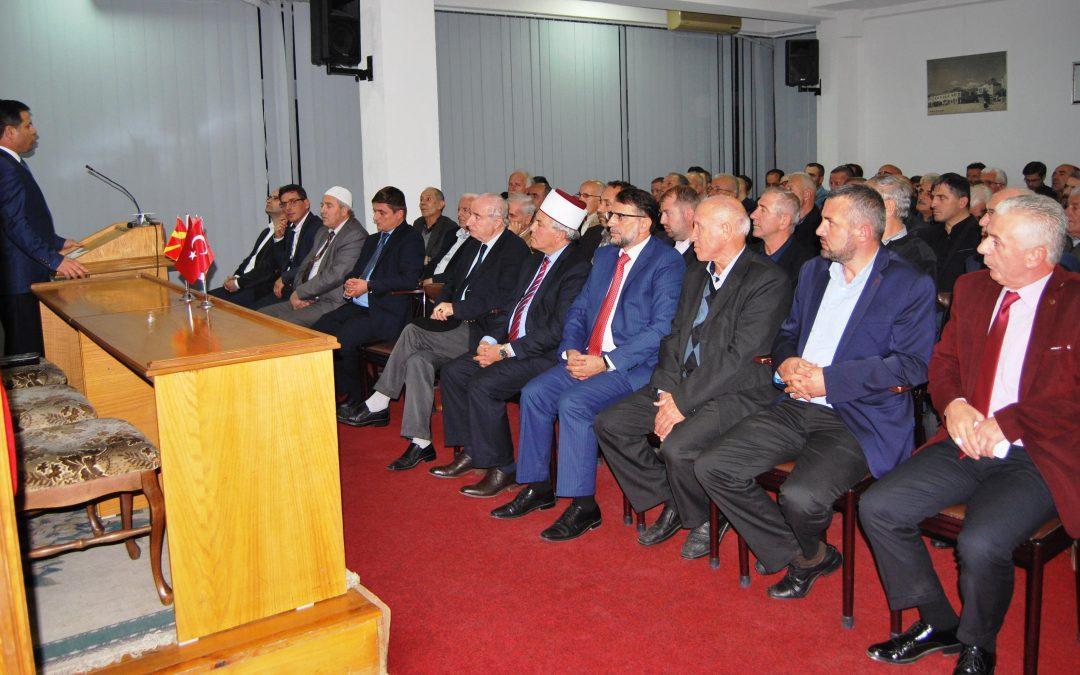 Mr. Elyesa Hasan 29 -30 Eylül 2017 tarihlerinde Zagreb'te yapılan…