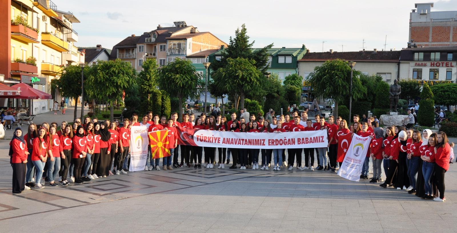 Balkanlar'dan Erdoğan'a Büyük Destek