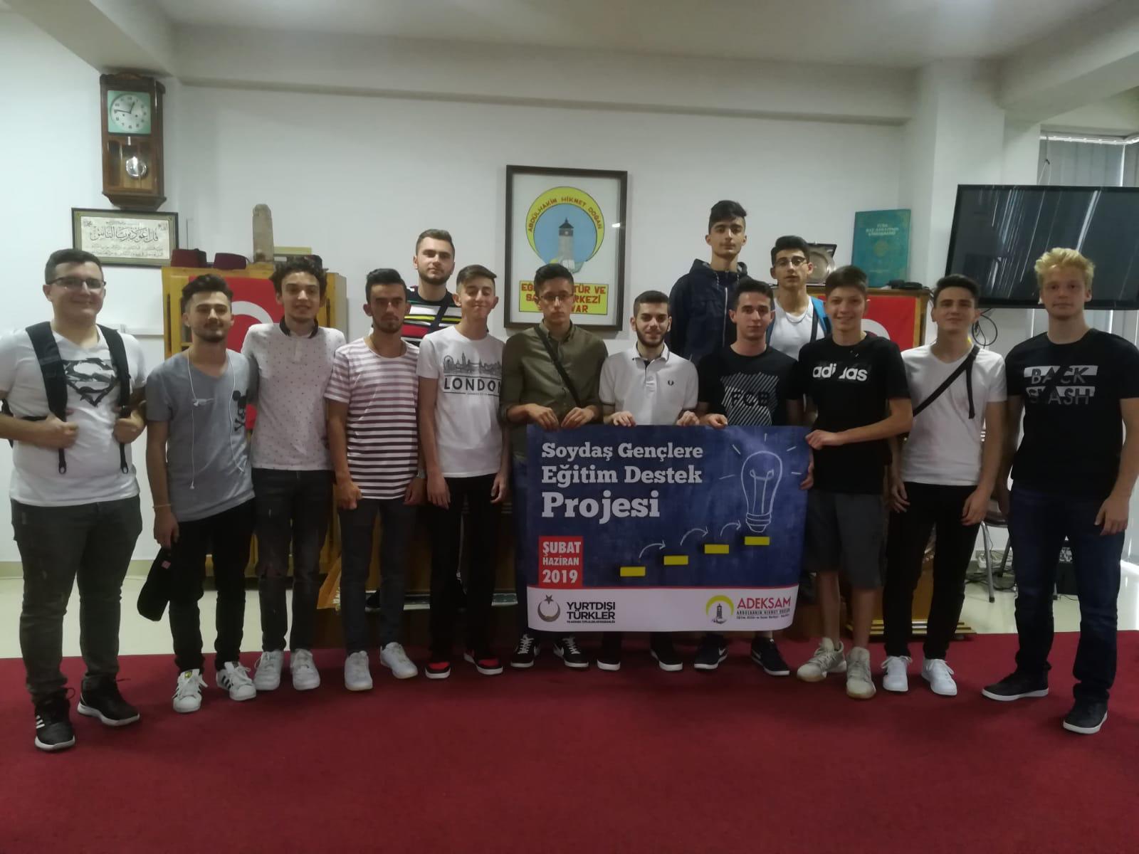 ADEKSAM`da Kurs Gören Öğrencilere Çanakkale Kampı