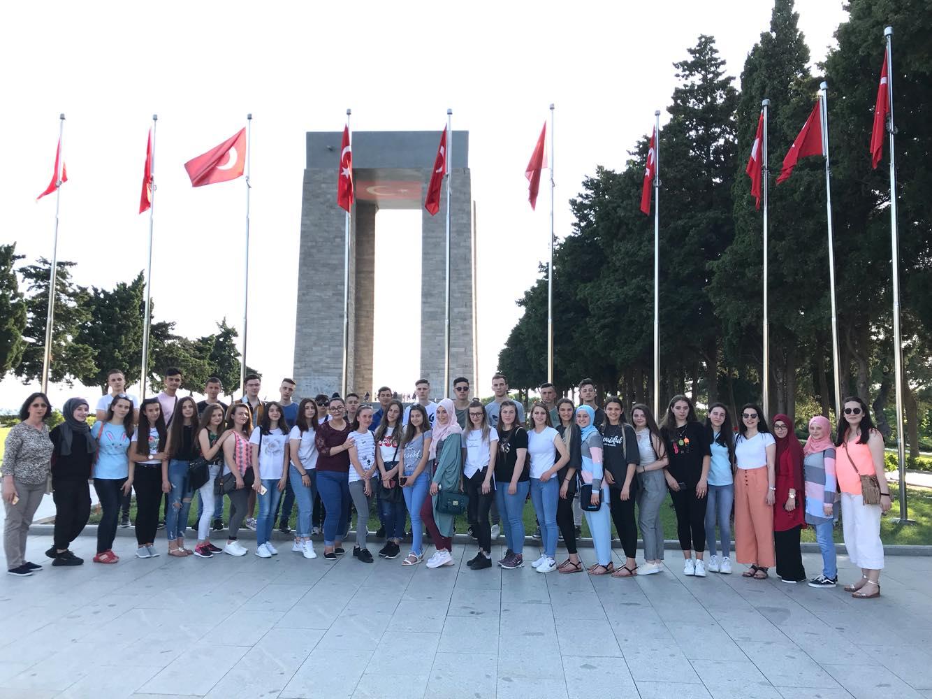 Çanakkale, İzmir,Manisa Kültürel Gezisi 2019