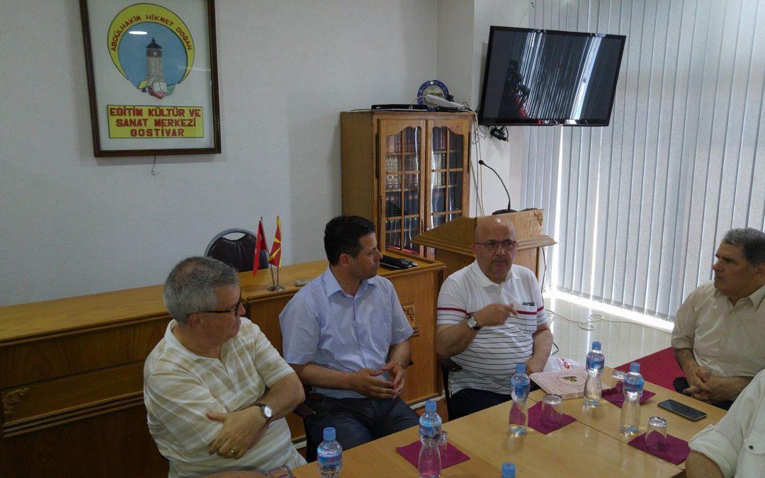 Türkiye Cumhuriyeti Afyonkarahisar Belediyesi Ziyareti